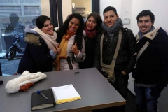 I nostri primi clienti dec 14 - Messicani