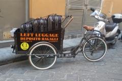 Carrgo bike a riposo