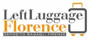 Logo del deposito bagagli firenze